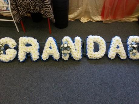 GRANDAD GRANDMA BROTHER
