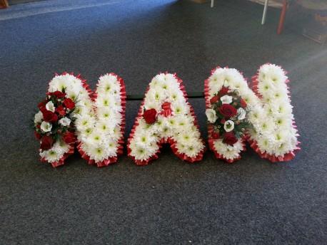 NAN letter tribute